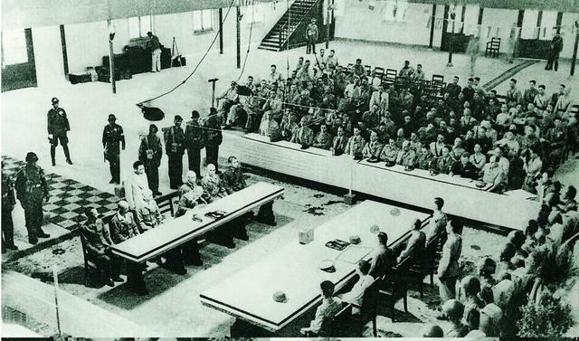 抗战胜利后,中国战区日本投降仪式上的六个重要细节,常被人忽视