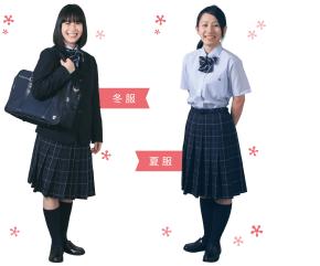 日本好文学园女子高中校服:满足你的少女心