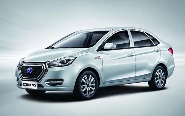 """电池有""""热失控""""和自燃危险,江淮iEV5纯电动汽车召回4248辆"""