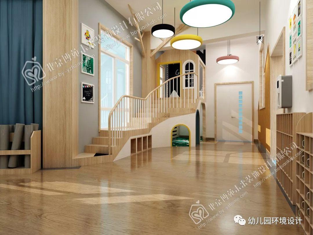 合理利用室内空间 ,小朋友们都爱小二层!  博苑设计图片