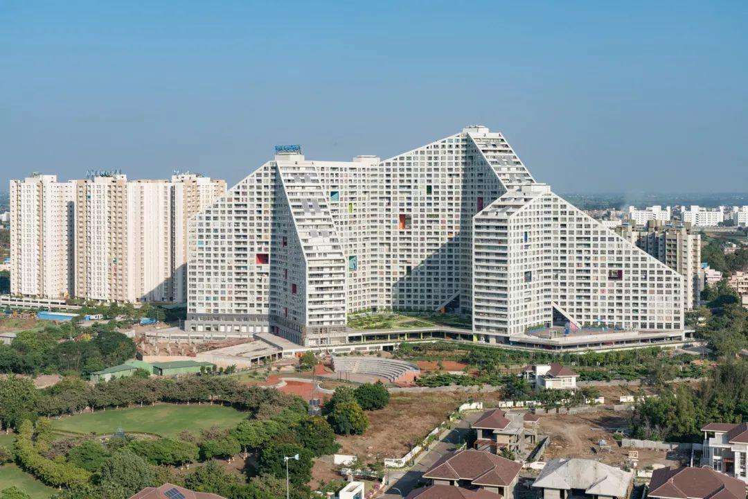 【设计资料架】荷兰最有影响力的建筑师事务所:mvrdv作品选集!图片