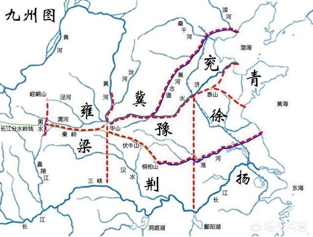 历史上的中原指的是哪里?河南可以自称中原吗?
