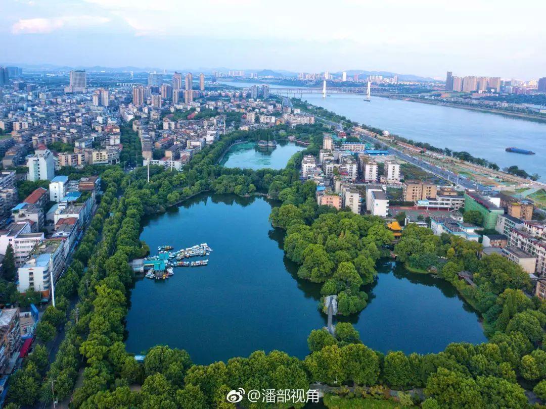 湘潭正式获批成为2018年国家森林城市!