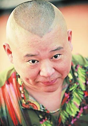 郭德纲整个人也显得十分精神,还有不少网友模仿郭德纲的发型.