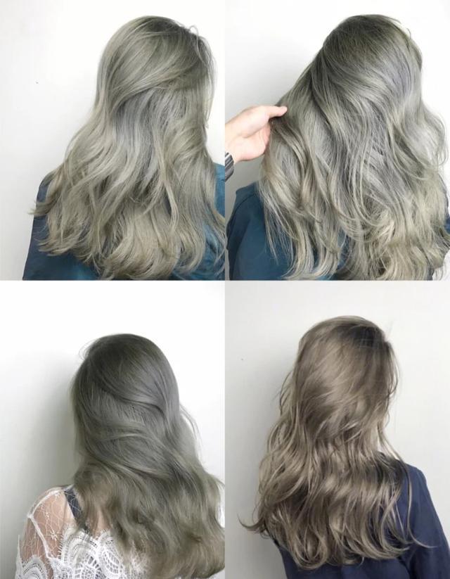 2019年超好看的8种头发颜色推荐,显白显气质!