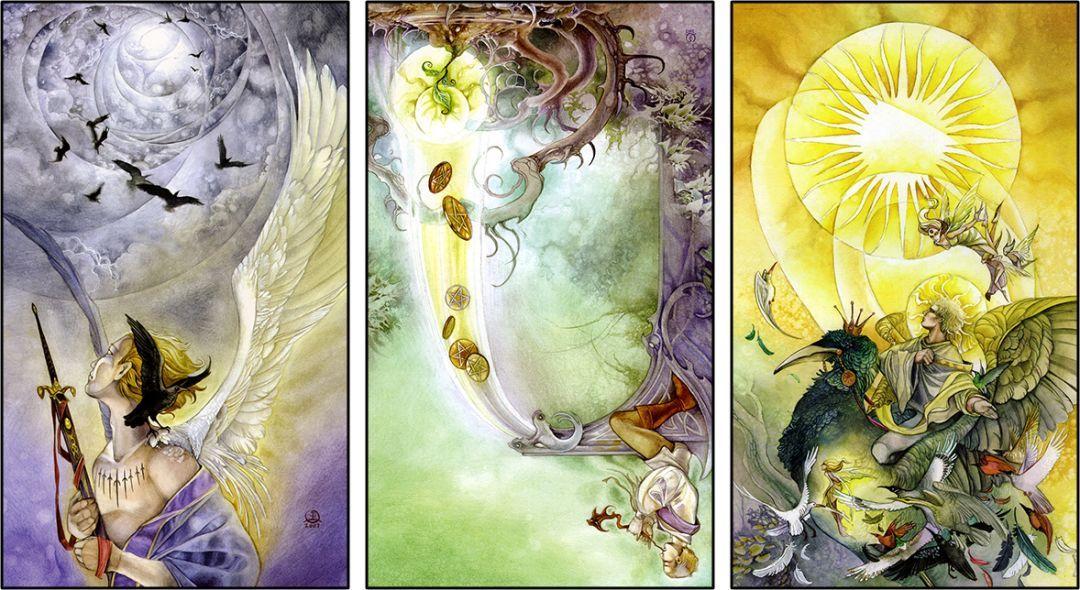 爱情塔罗丨十二星座一周运势生意(12.17-12.23)白羊座和双子座适合香草v爱情么图片