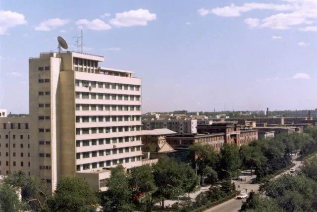 东北电力设计院80年代办公楼图片