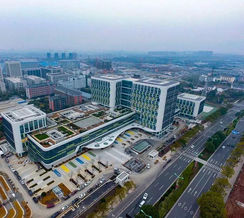 本月24日将启用的义乌市妇幼保健院新院区,你关心的信息都在这里图片