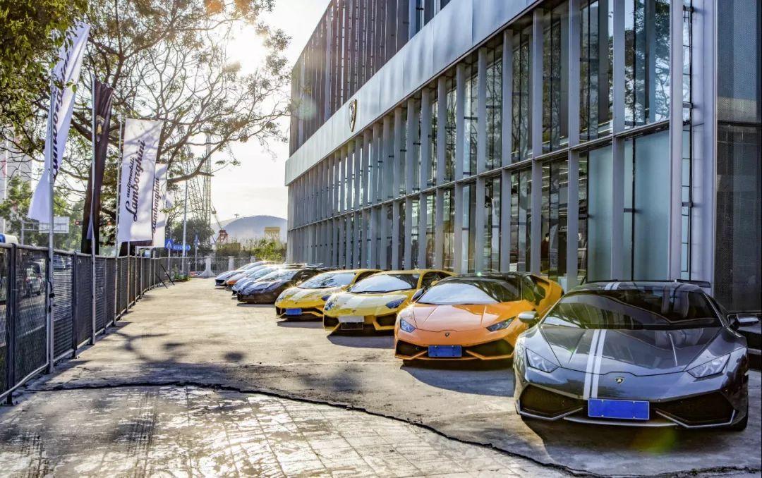 兰博基尼深圳全新展厅盛大开业 品牌在华东南地区发展步入崭新阶段