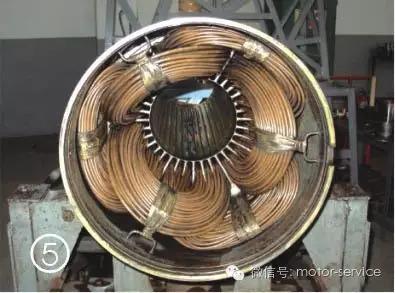学习┃看电机绕组展开图,掌握绕组嵌线工艺