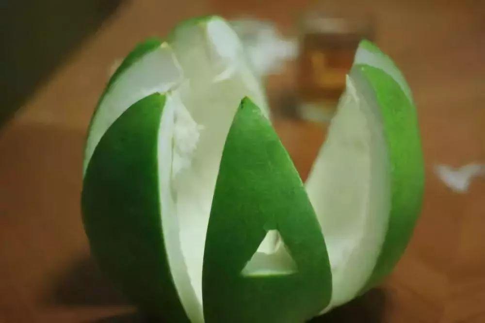 柚子手工制作步骤