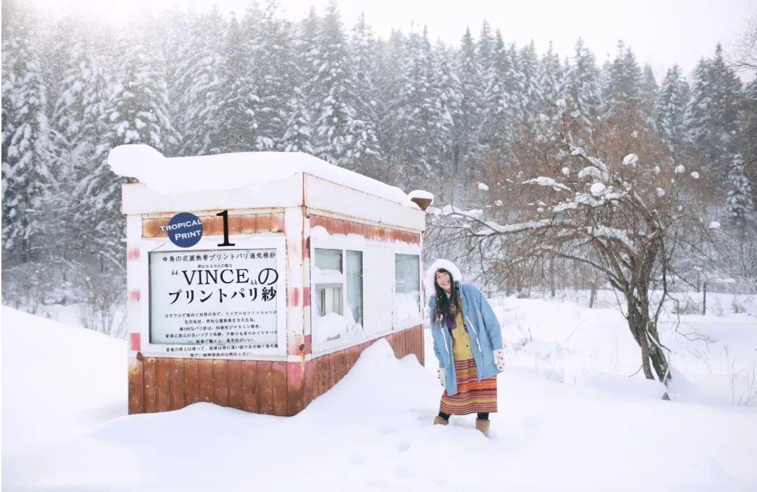 简单几步教你打造雪景世界能源v雪景人像我2的教程梦幻图片