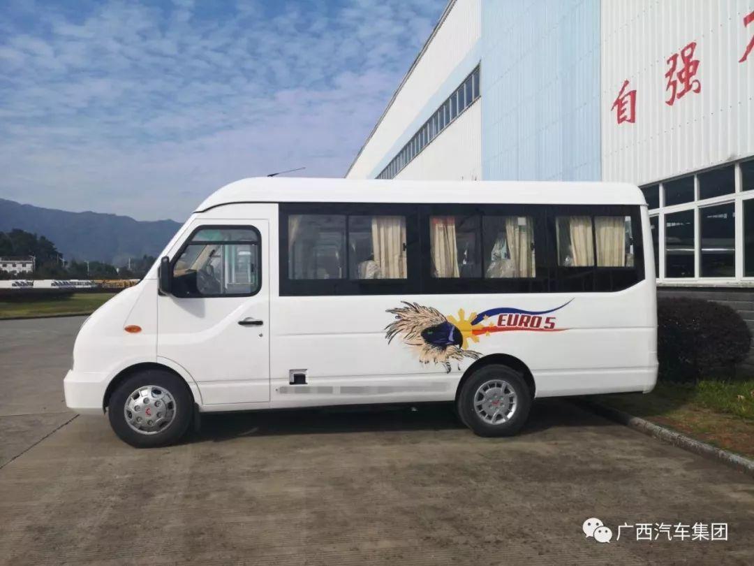 五菱客车即将到达菲律宾!图片