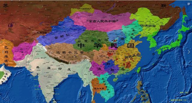 二战时期的一支军队在伪满洲起义,横穿中国,抗日决心坚决无比