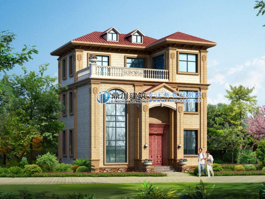 新鲜出炉12款农村自建别墅,老家建房子这样建,肯定够漂亮