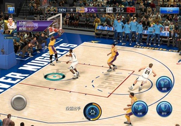 NBA 2K mobile iOS版迎来圣诞更新_iPad