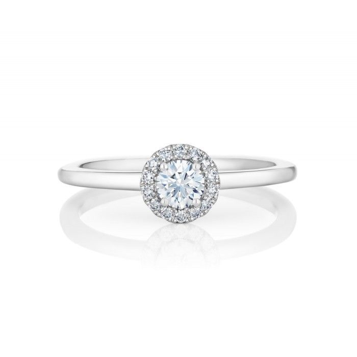 2万元预算:10款性价比高求婚戒指款式推介图片