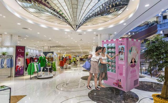 品牌商加快布局无人零售是对市场的预判还是对品牌的捍卫?