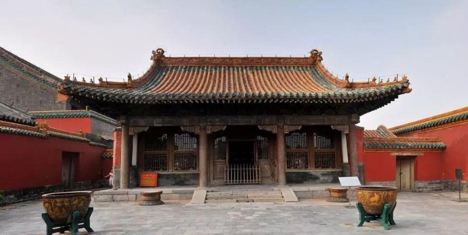 曾有两位皇太后在沈阳故宫东所住过
