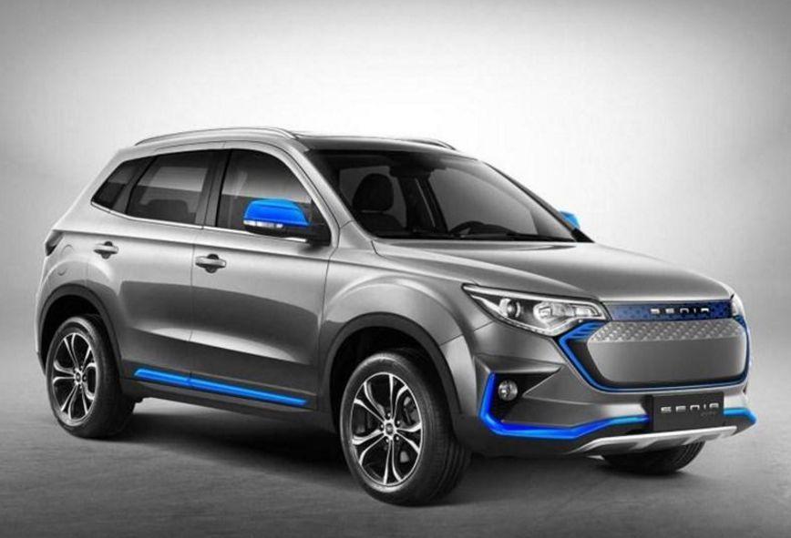 【谈车助】已经从燃油车变成了纯电动车。Xenia R7 EV400性价比如何?