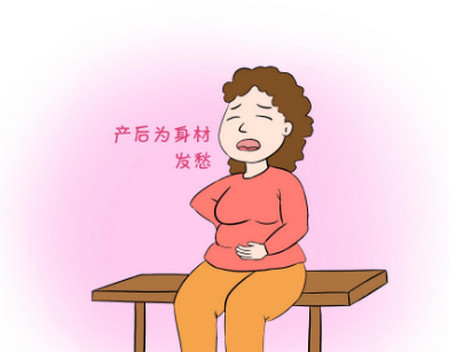 产后怎么恢复肚子,产后妈妈减肥?