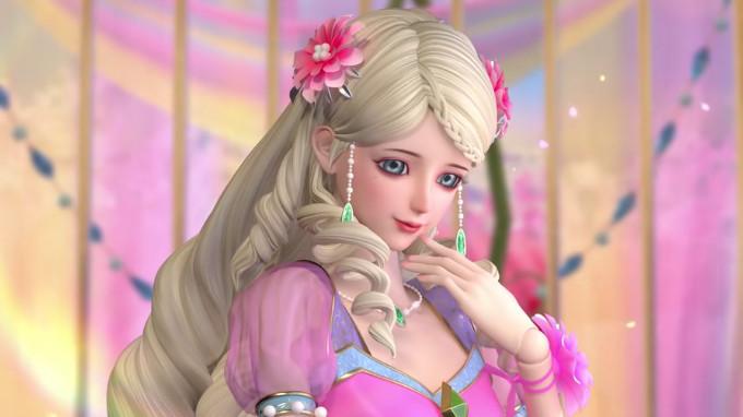 叶罗丽:灵公主显露本性,送走王默的用意不单纯!冰公主图片