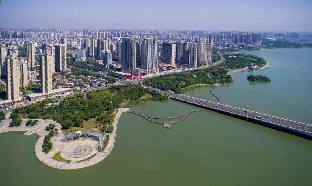 我们有国家aaaa级旅游景区-龙子湖风景区 闪耀淮畔 如今的蚌埠 日新月