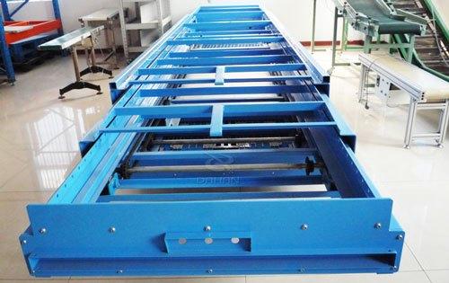 煤矿可伸缩皮带输送机|可调性带式输送机图片