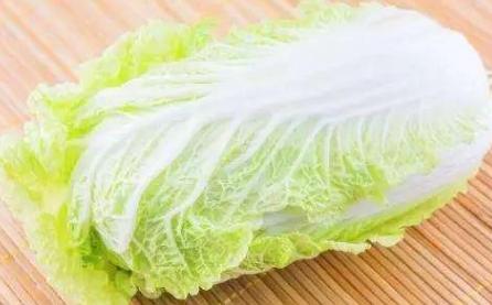 水煮大白菜减肥法图片