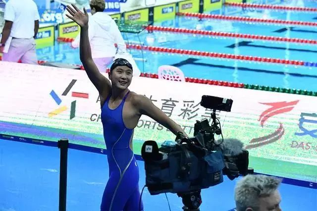 【Haidegym镜湖体育馆海德全民健身中心】游泳让人具有这样的气质