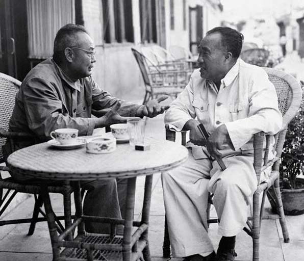 这位开国上将是朱老总的师弟,还曾是林彪的老师