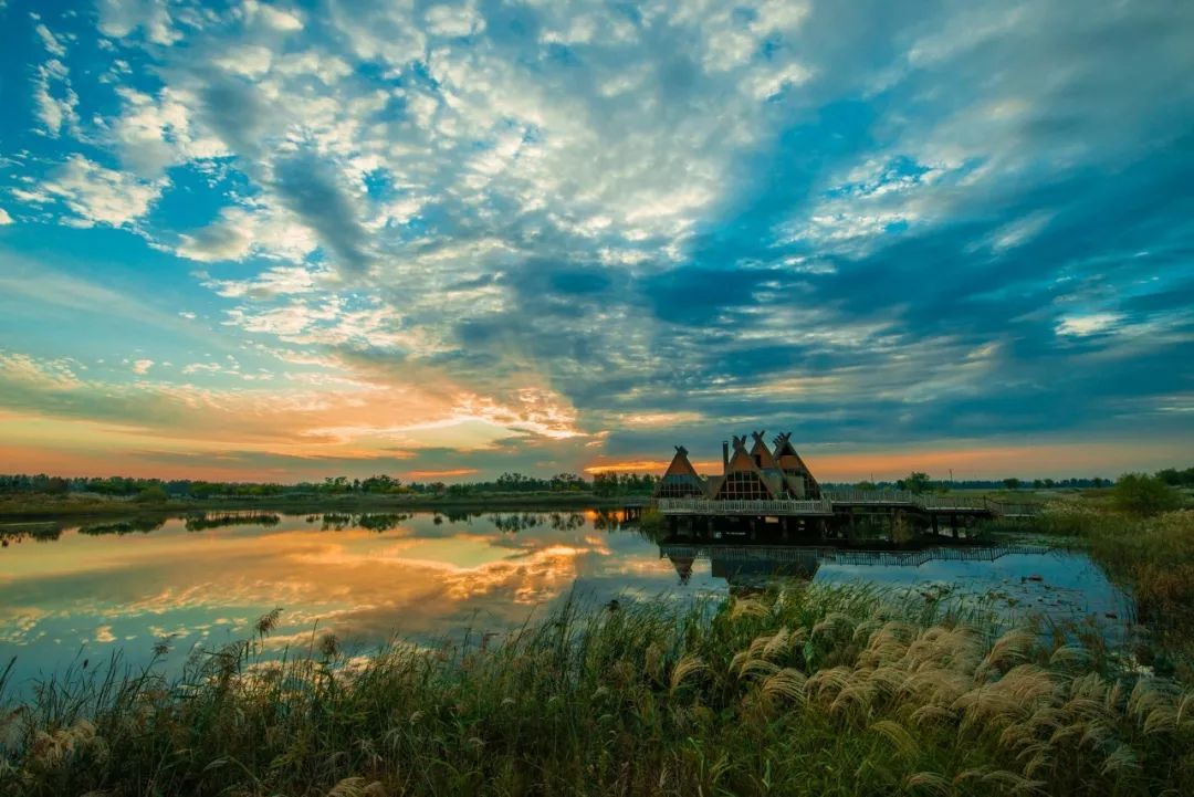 为打造国际休闲旅游目的地,莱西紧紧围绕构建河湖山水一体的大旅游