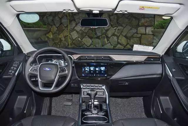 GO车帮顶配不到17万的中型合资SUV全新福特领界解一下_凤凰彩票购