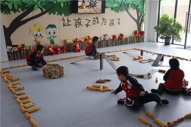 【南通幼教】通州区金桥幼儿园:建设儿童七彩嬉乐园