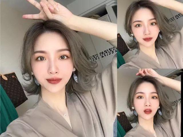 2019刘海发型流行趋势 最流行的女生刘海图片
