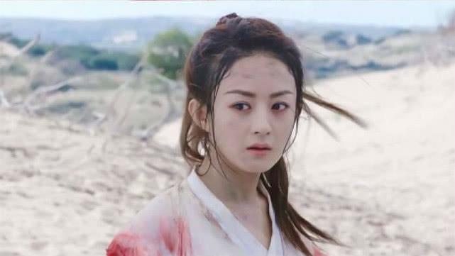 最新中国名人流量榜,迪丽热巴跌出前三,她力压杨幂夺得第一