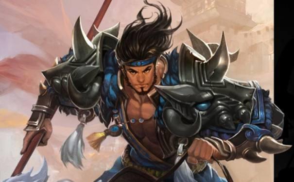 三国暗藏的实力猛将,战力不输赵云,和曹军大将张辽实力相当!