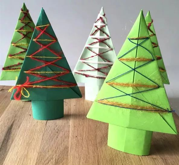 圣诞节手工大集合!圣诞树,圣诞老人,圣诞小鹿,圣诞礼物…应有尽有!