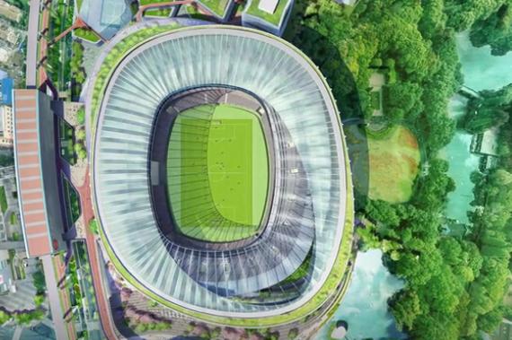 上海虹口看台离门太远?名记:专业球场需更人性化