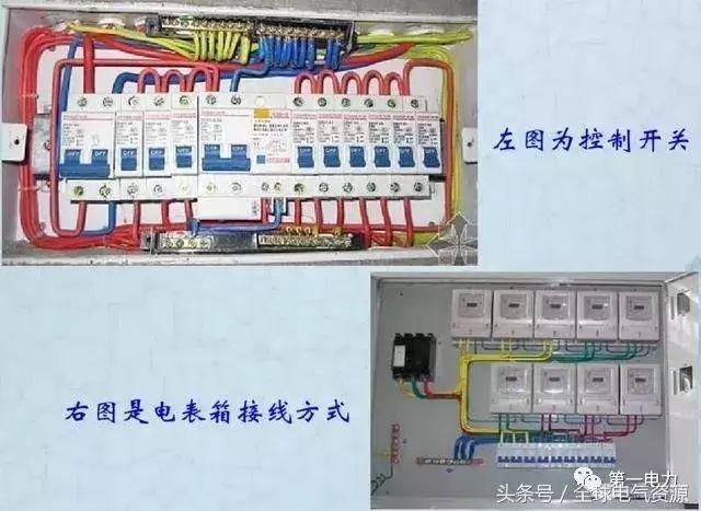 配电箱接线图讲解,值得收藏!_搜狐汽车_搜狐网