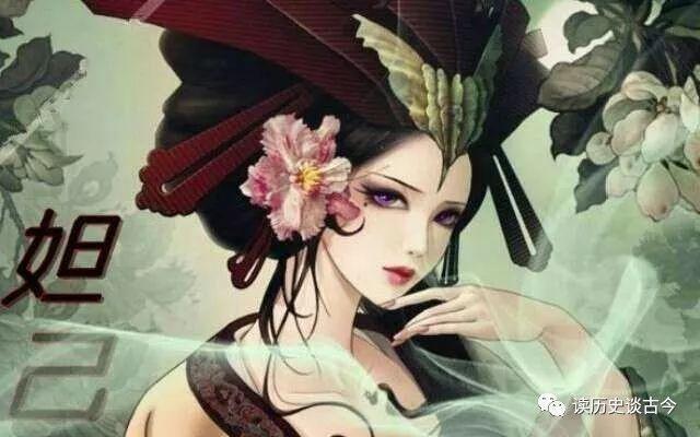 纣王最喜欢的女人是苏妲己 最喜欢的男子却要数他们两