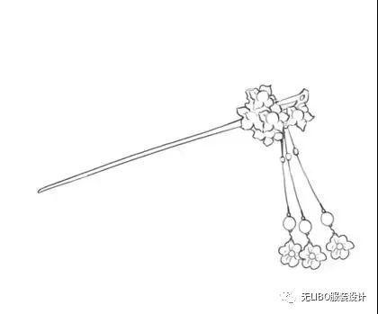 游戏/动漫人物造型专业手绘技法(古风篇)