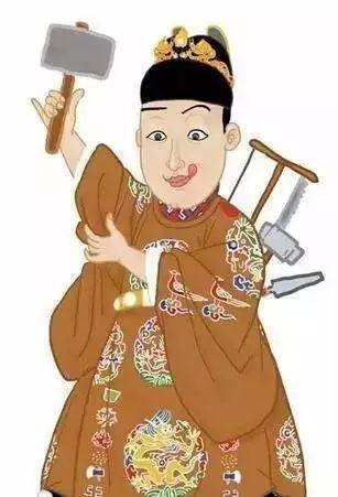 """历史上的今天——1605年12月23日,可称""""青年鲁班""""的皇帝朱由校出生"""