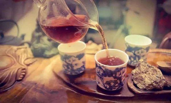 长期喝茶有什么危害图片