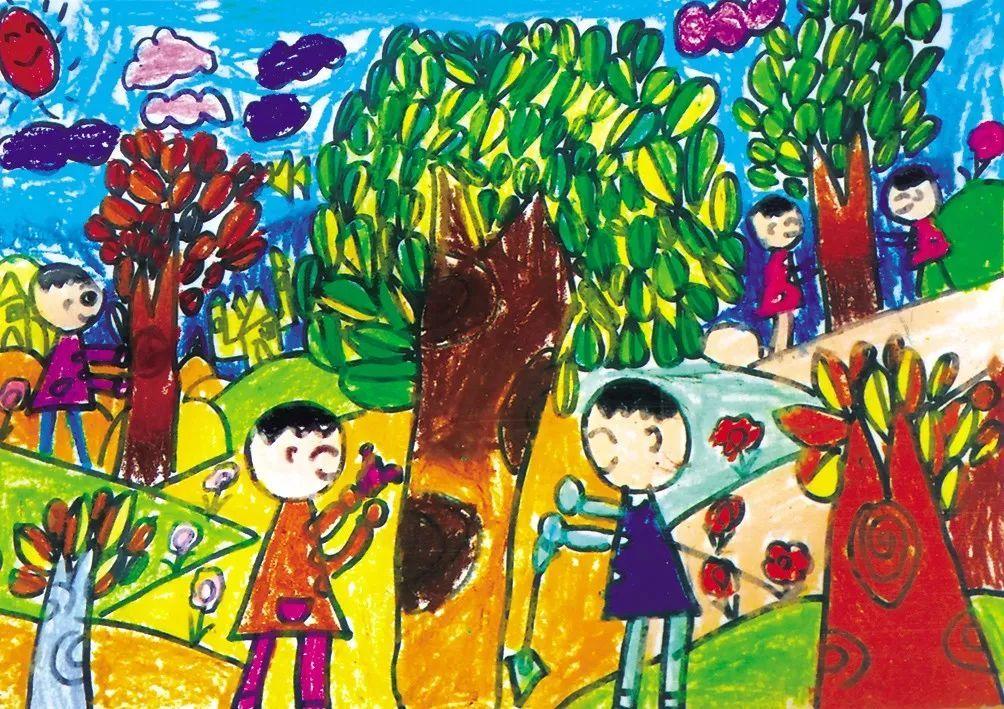 6个小妙招保持及培养小朋友的绘画兴趣