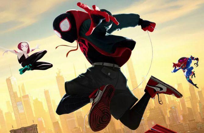 【热映】《蜘蛛侠:v银幕银幕》有史以来最全蜘蛛侠,酷炫齐聚电影电影!关于骑士宇宙的公主图片