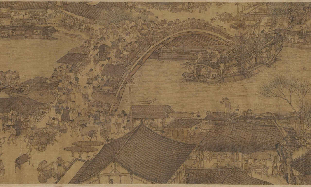 清明上河图 中一个不经意的描绘,透露了北宋灭亡的尴尬问题