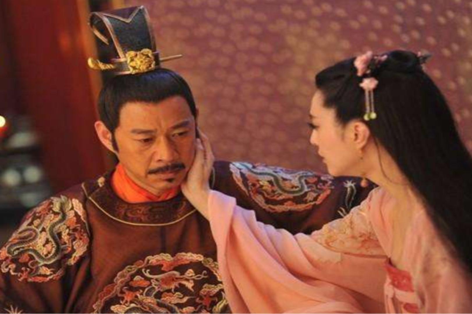 李世民临死前想杀武则天,结果她只说了八个字,便保住了性命!