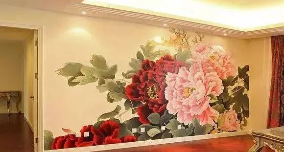 【和一臻选】墙面应该这样装——创意手绘
