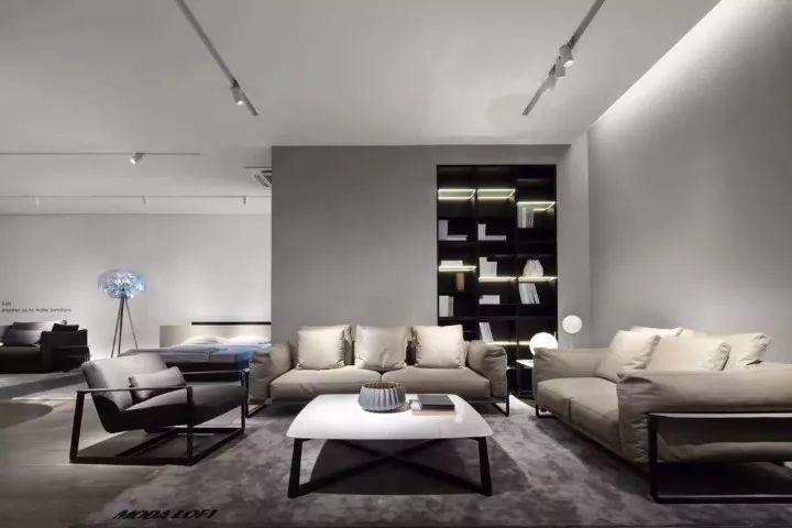 华辉家居|moda loft 意式极简,最高级的审美